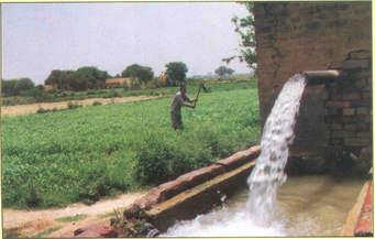 Methods of irrigation - surface irrigation