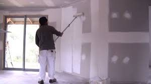 Application of priming coat