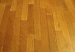 Repainting Wood Floors